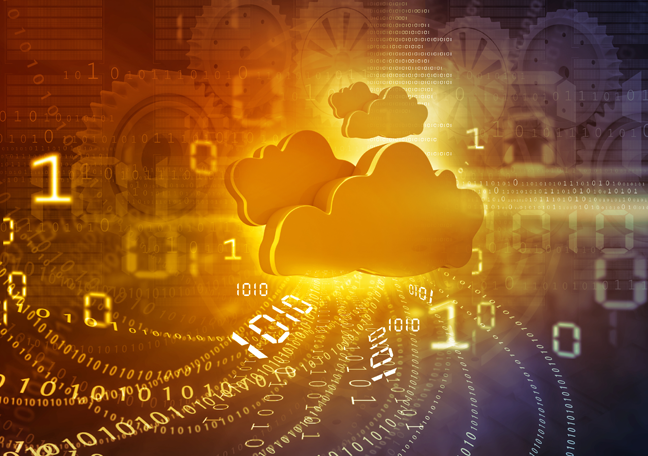 Move your data to the cloud
