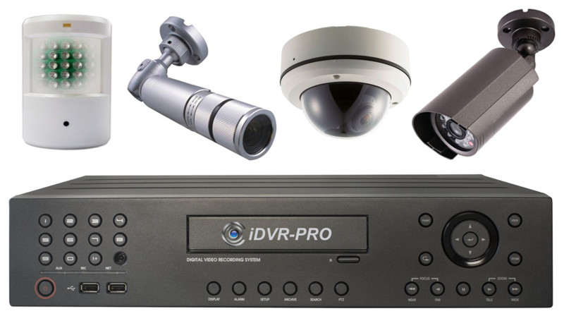 Dvr Security System >> 4 Examples Of Modern Technology That Are Becoming Obsolete