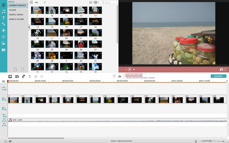 filmora video editing software