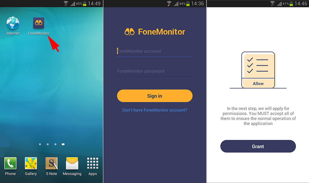 Fonemonitor Lets You Track iPhone And Android, Easily And Stealthily