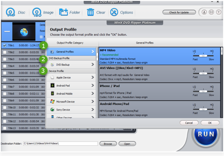 Winx DVD Ripper Platinum Review & Giveaway — The Easiest